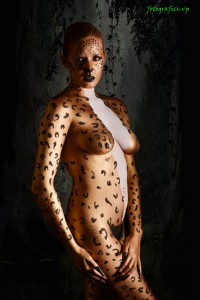 leopard paint 012fb